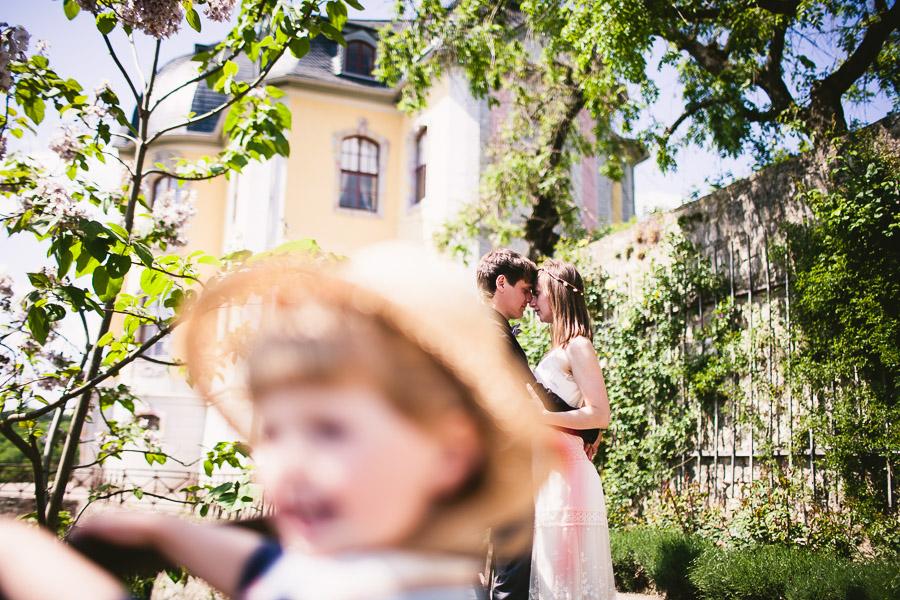 Hochzeit auf den Dornburger Schlössern, Fotograf Steffen Walther aus Jena