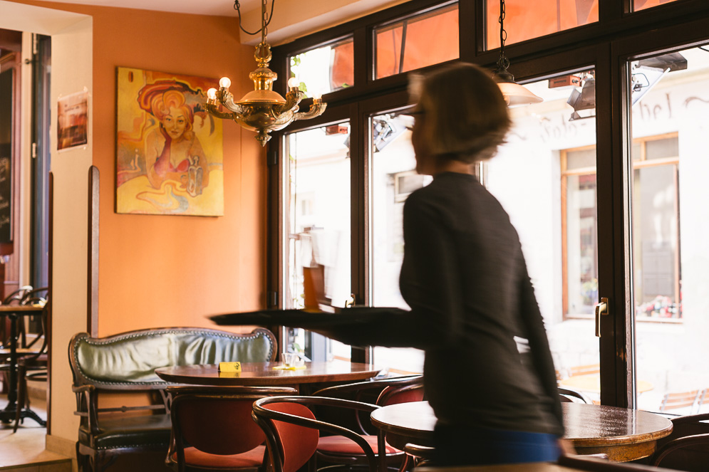 Werbefotograf Jena Thüringen, Restaurant Stilbruch Jena, Reportage