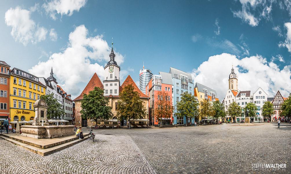 Fotograf Jena Markt