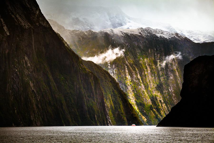 Reise, Milford Sound New Zealand von Steffen Walther