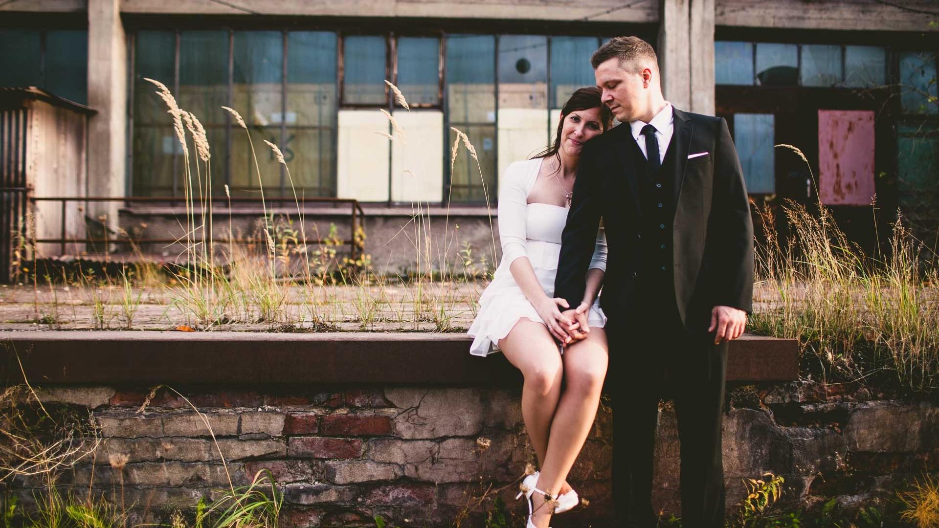 Hochzeitsfoto Paar Fotograf Jena