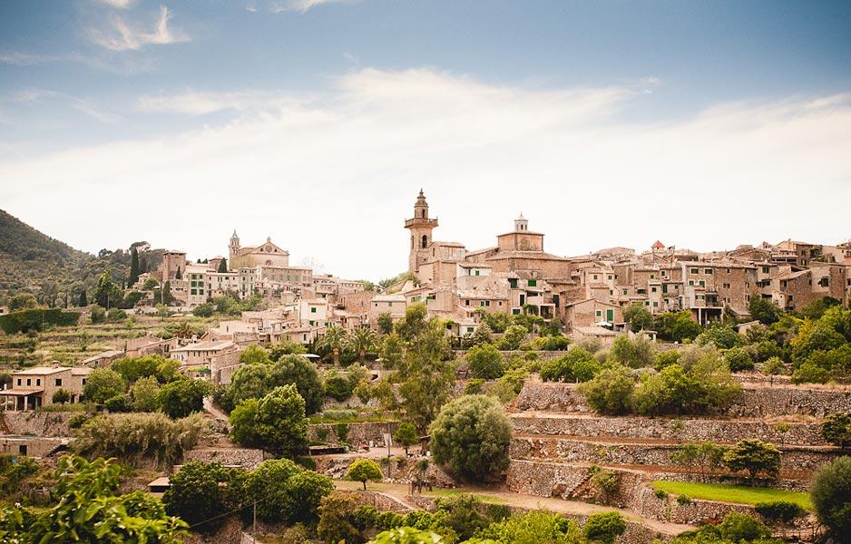 Reisefotografie Valedmossa Spain