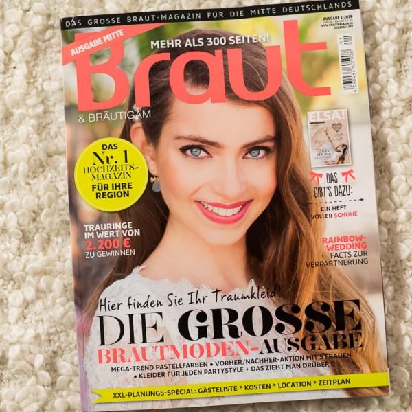 Neues Feature im Brautmagazin