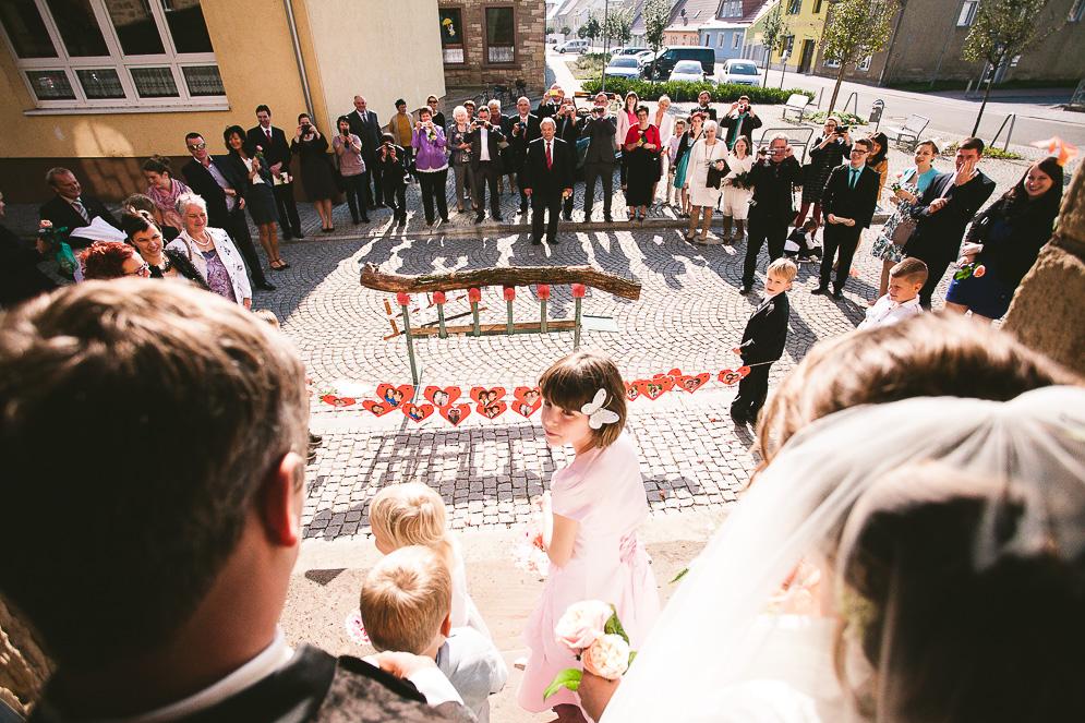 Hochzeitsfoto auf der Wasserburg Heldrungen von Fotograf Jena