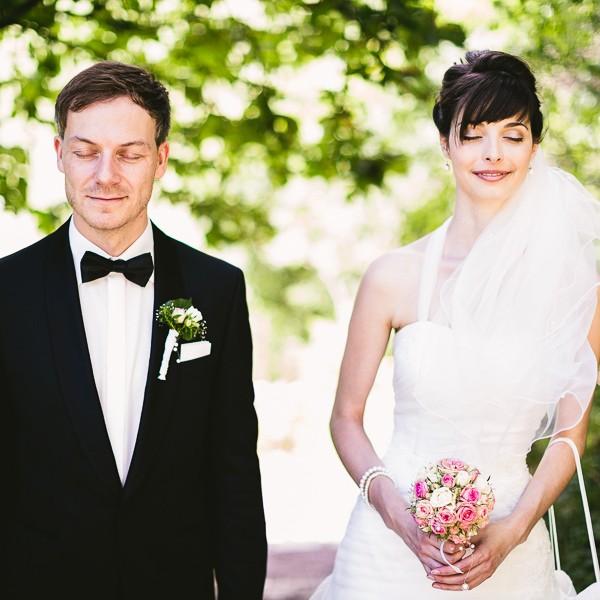 Hochzeit auf Schloss Ettersburg - Hochzeitsfotograf Jena Thüringen