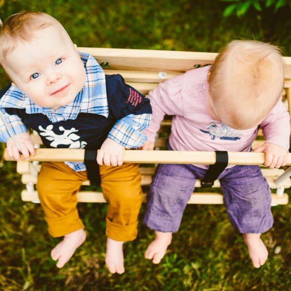 Eins und Eins macht Vier - Baby und Familienfotograf Jena Thüringen