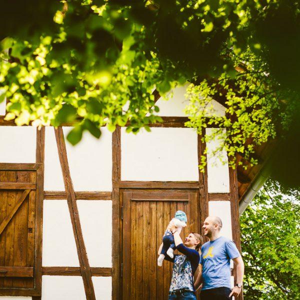 Familienfotos in Ammerbach - Fotograf Jena Thüringen
