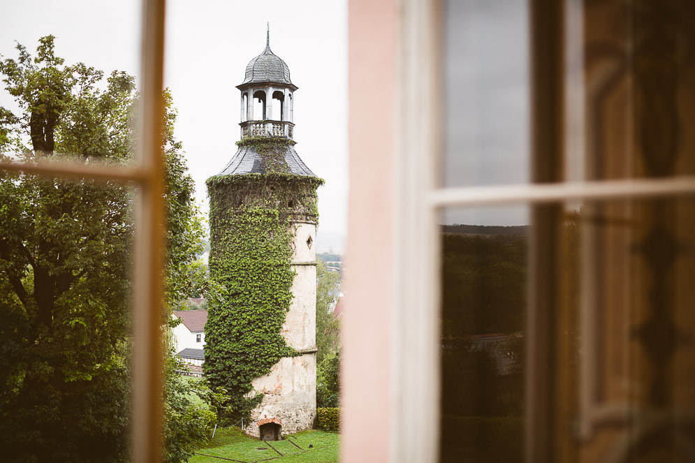 Hochzeit auf Schloss Oppurg. Hochzeitsfotograf Thüringen, Steffen Walther aus Jena