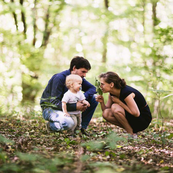 Familienbilder in der Natur - Fotograf Jena Thüringen