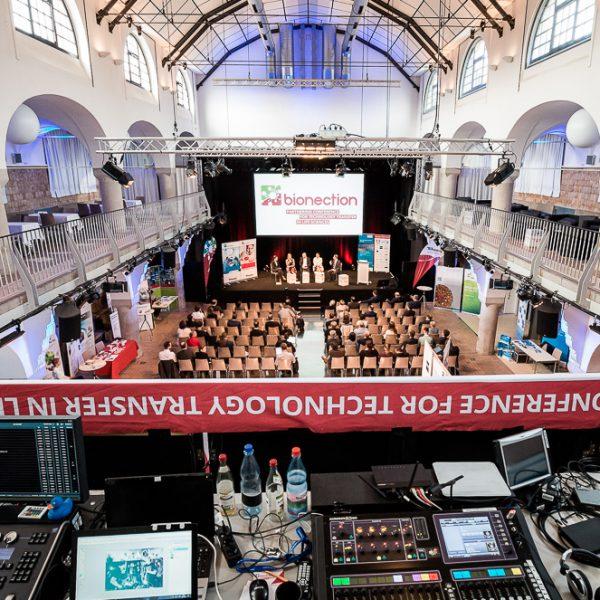 Fotoreportage zur Bionection 2017, Eventfotograf Jena Thüringen, Kongressfotograf, Tagungsfotograf, Messefotograf