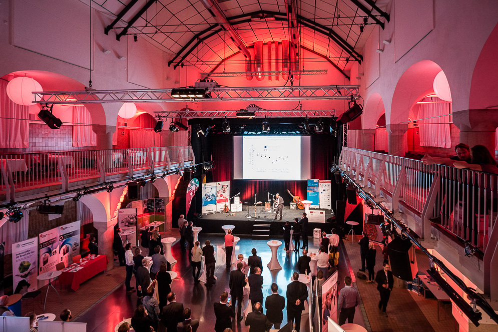 bionection eventfotograf jena thueringen, kongressfotografie