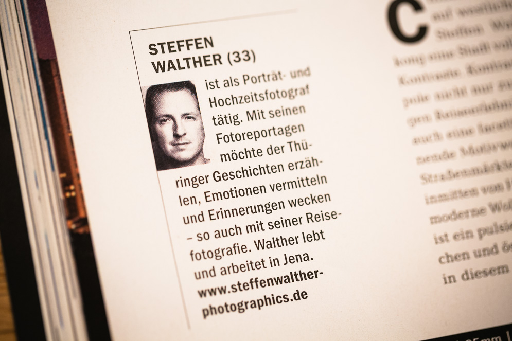 Digital Photo Magazin Hongkong, Reisefotografie von Steffen Walther, Fotograf Jena