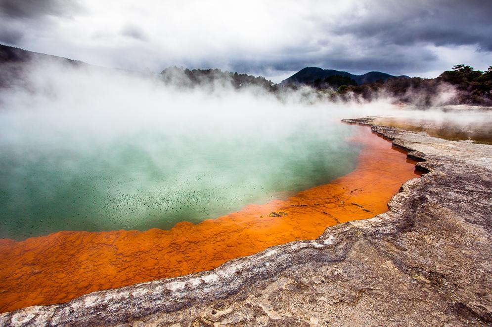 Neuseeland Reisefotografie Steffen Walther, Fotograf Jena, Reise Champagne Pool