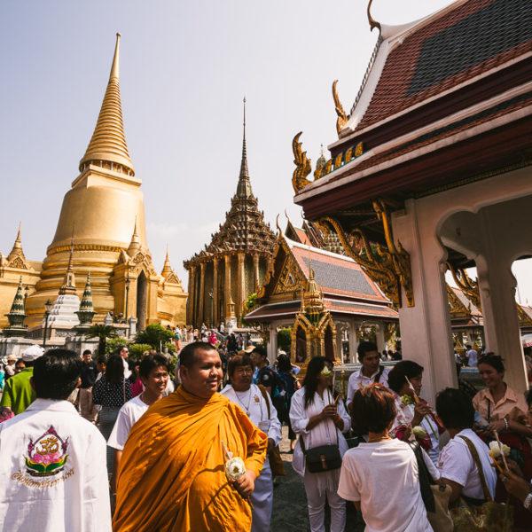 Bangkok, Thailand - Reisefotografie, Street Fotografie