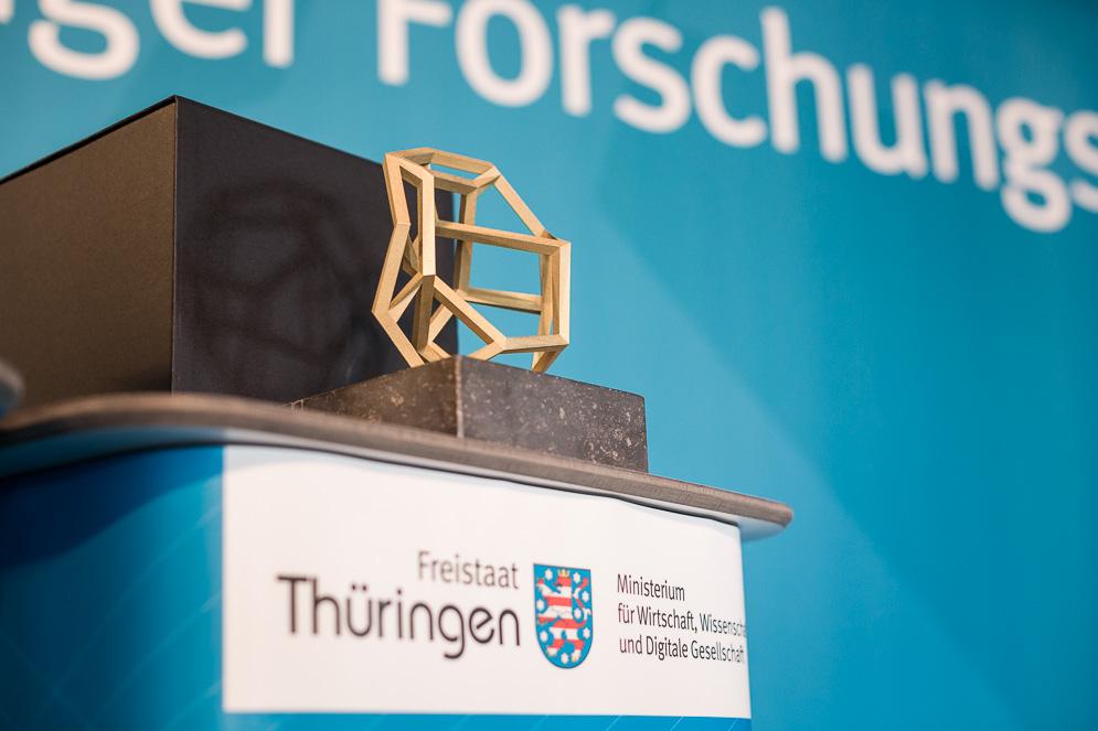 Thüringer Forschungspreis, Eventfotograf Jena Thüringen