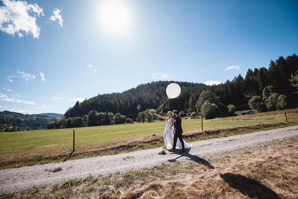 Hochzeit im Schwarzwald, Hochzeitsfotograf Hinterzarten Titisee