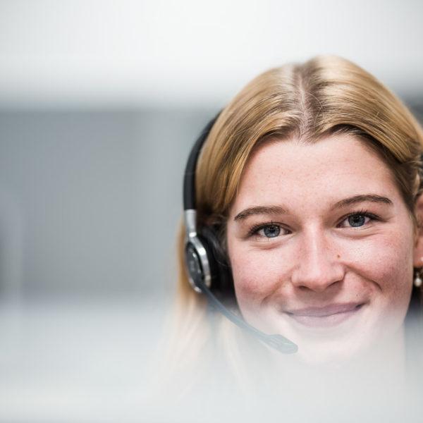 Mitarbeiterfotos bei HUK-Coburg -  Unternehmen / Businessfotos Jena, Fotograf Thüringen